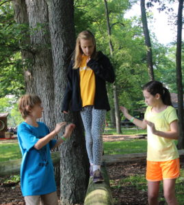 CC low ropes - 2