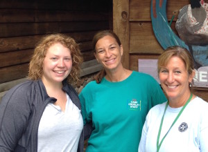 Camp Crosley YMCA volunteer nurses provide camp with a safe, healthy environment.
